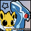 Castform Icon (Jolteon and Dialga)