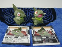 Pokemon Axew Kids Figures (2)