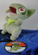Pokemon Axew Pokemon Center Exclusive Plush