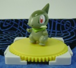 Pokemon Axew Tomy MC Figure