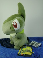 Pokemon Axew Tomy Plush