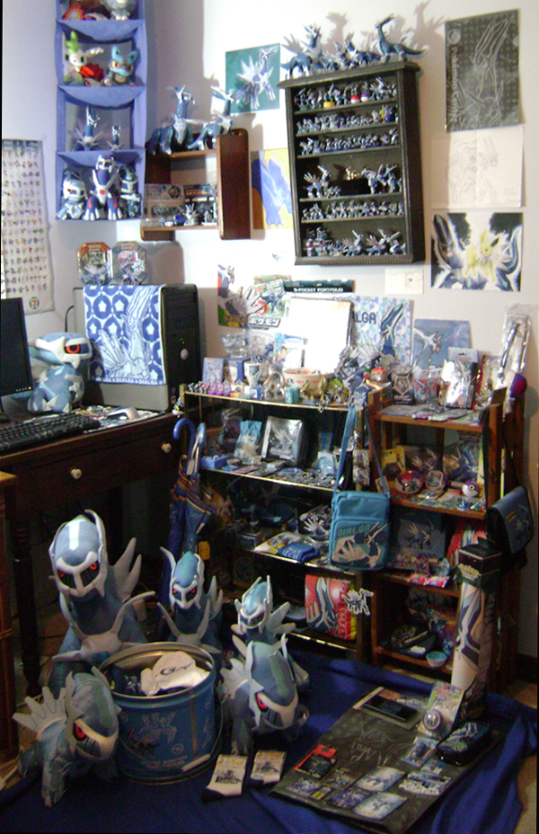 Toz's Dialga Collection