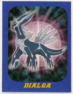Dialga Diamond and Pearl Argentina Sticker