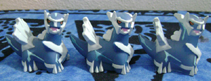 Pokemon Dialga Attack Kids Figures