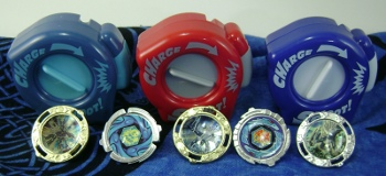 Pokemon Dialga Battle Wheel Gachapon Toys (3)