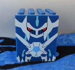 Dialga Pokemon Mega Blok