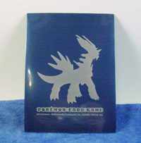 Pokemon Dialga Promotional Card Sleeves