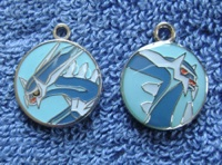 Dialga Small Charms (2)