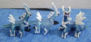 Pokemon Dialga Chupa Chup Figures