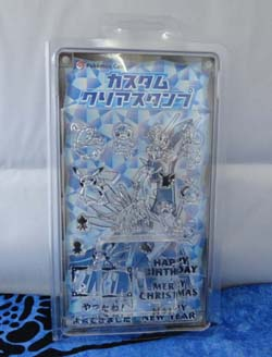 Pokemon Dialga Clear Stamp Set
