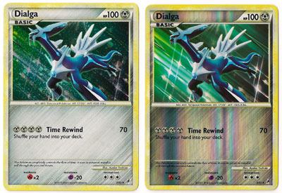 Pokemon Trading Card: Call of Legends Dialga