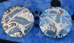 Pokemon Center Dialga Cookie Bag Can Badges (2)