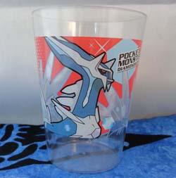 Pokemon Dialga Plastic Cup