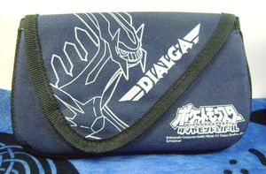 Pokemon Dialga DS Case