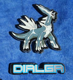 Dialga Wooden Door Decoration