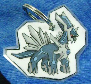 Dialga Custom Laminated Cutout by meuniere