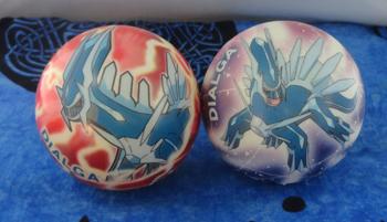 Dialga Foam Balls
