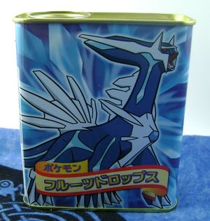 Dialga Meiji Candy Tin
