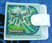 Pokemon Dialga DS Game Case