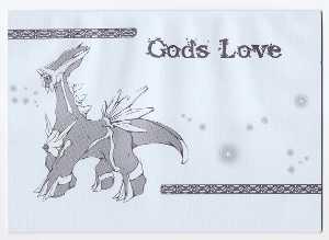 Dialga Gods Love Doujinshi