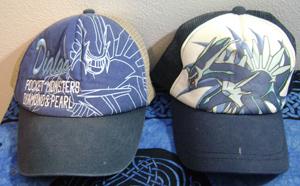 Dialga Baseball Caps