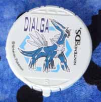 Pokemon Dialga Headphones Piece