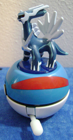 Dialga Hotto Motto Wind-Up Figure