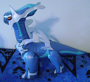 Pokemon Dialga Inflatable Toy