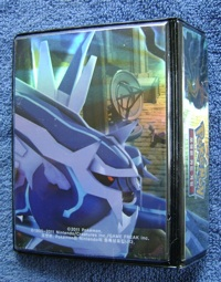 Dialga Korean Mini Card Binder