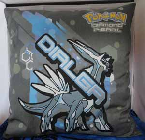 Pokemon Dialga Large Pillow