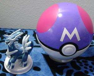 Master Ball Figure