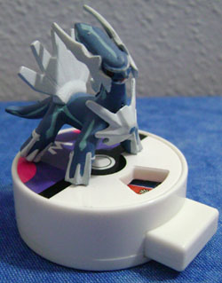 Battle Roulette Figure
