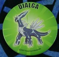 Dialga Match n Catch Pog