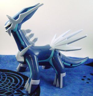 Japanese Pokemon Light-Up Dialga