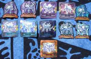 Dialga Movie 11 and 12 Sticker Pack (11)