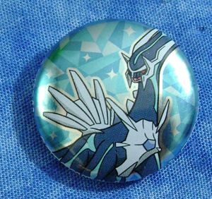 Dialga Small Badge