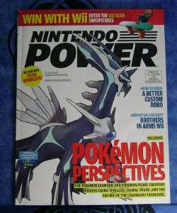 Dialga Nintendo Power Issue (2006)