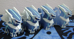 Pokemon Dialga Kids Figures