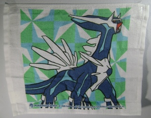 Pokemon Dialga Oshibori / Handtowel