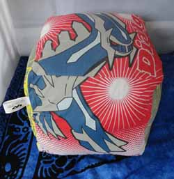 Pokemon Dialga Cube Pillow