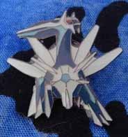 Pokemon Dialga Pin Collection