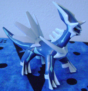 Pokemon Dialga Pose Figure