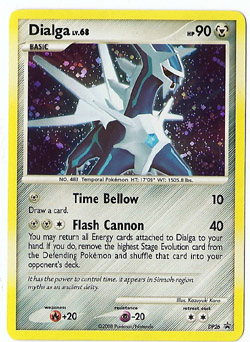 Pokemon Dialga Premium Box Single (US)