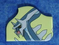 Pokemon Dialga Puzzle Piece