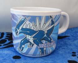 Pokemon Dialga Plastic Mug