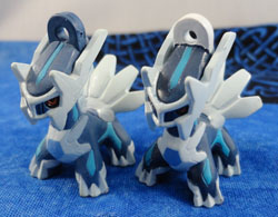 Pokemon Dialga Soap Figures (2)