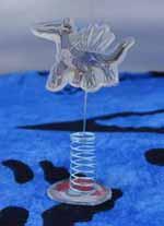 Pokemon Dialga Spring Mascot