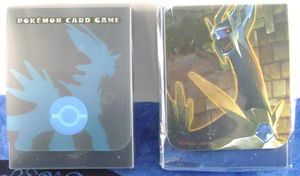 Pokemon Dialga TCG Deck Boxes (2)