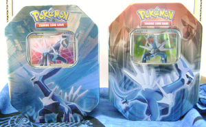 Pokemon Dialga TCG Tins