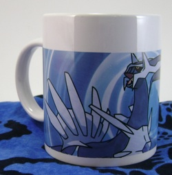 Pokemon Dialga Sherwood Ceramic Coffee Mug